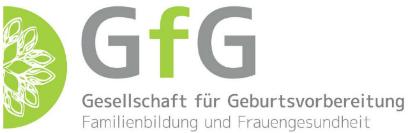 GfG - Gesellschaft für Geburtsvorbereitung