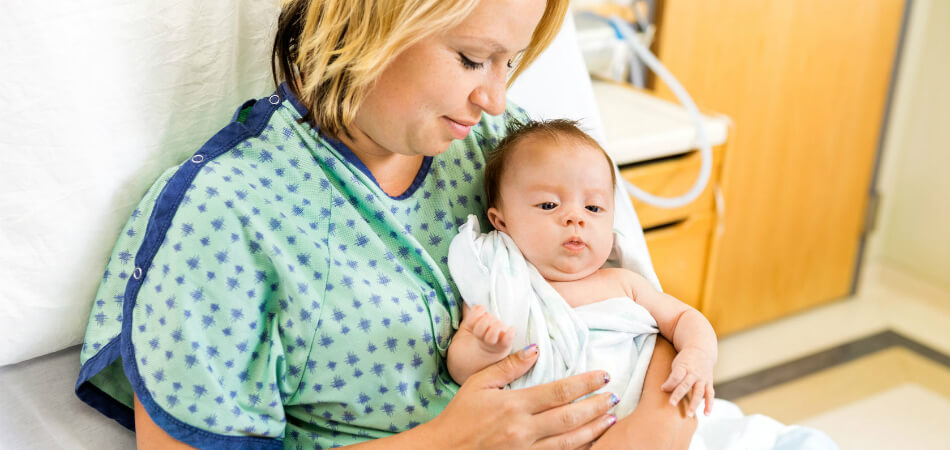 In-Hospital New Mother Support