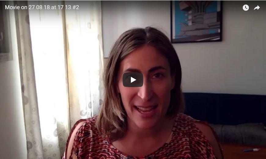 Laurie Reinke begins her Vlog Series