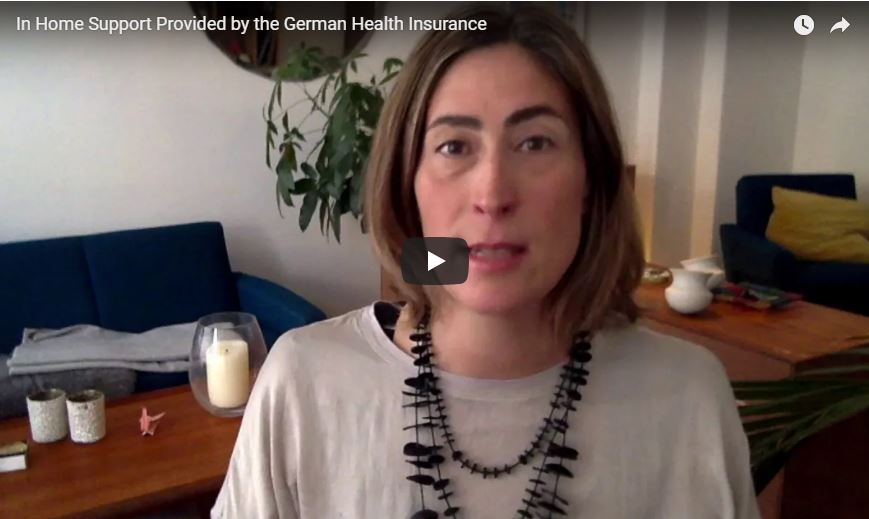 In Home Support Provided by the German Health Insurance